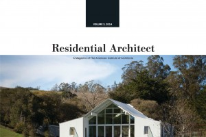 Residential Architect August 2014